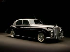 Rolls Royce Silver Cloud 1 1959 Rolls Royce Silver Cloud Ii Information And Photos