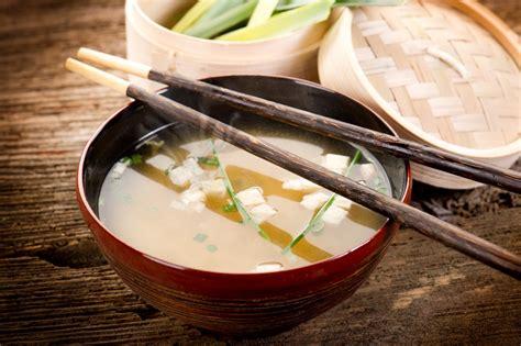 alimentazione giapponese zuppa di miso l idea per preparare e cucinare la ricetta