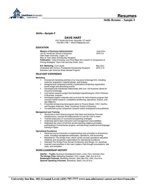 skills for resumes resume skills format examples digiart