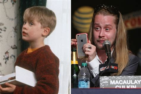home alone actor then and now 9 kids from christmas movies all grown up then now