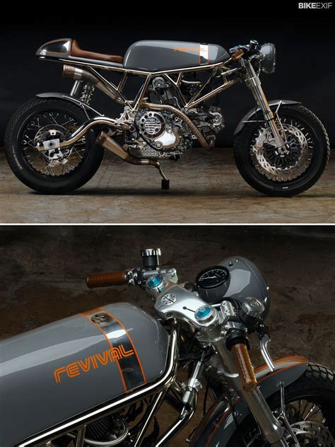 Ducati Retro Motorrad by Ducati Sportclassic By Revival Bikes