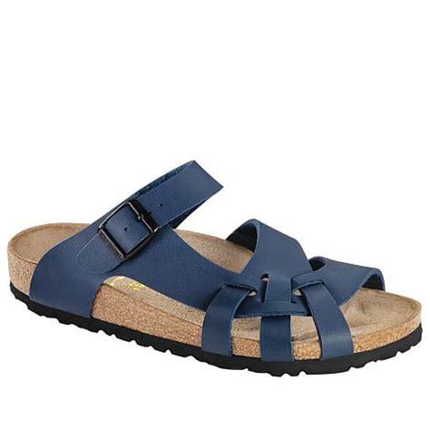 birkenstock comfort birkenstock quot pisa quot woven strap comfort sandal 7973046 hsn