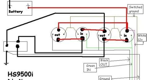 ramsey winch wiring diagram wiring diagram and schematic
