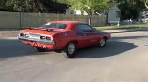 74 Dodge Challenger 74 Dodge Challenger Dragcar