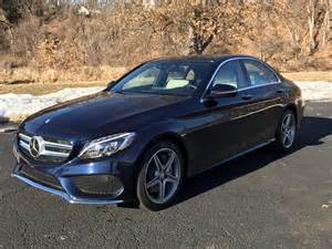 Mercedes C 300 Sport Review 2017 Mercedes C300 An Affordable Sports