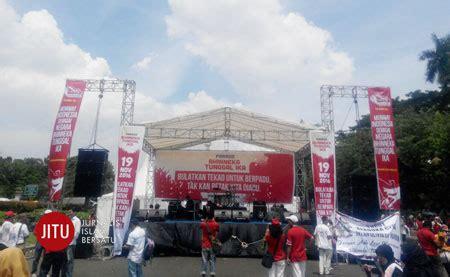 Sho Kuda Di Jakarta warga jakarta pun dibohongi pakai janji palsu