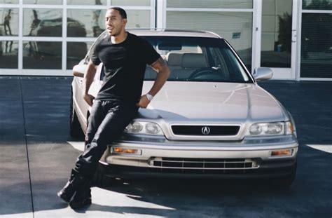 acura restores ludacris 1993 acura legend to its perfect 90s glory