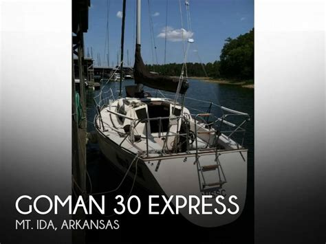 used express bass boats in arkansas for sale for sale used 1983 goman 30 express in mt ida arkansas