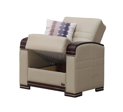 beige leather sofa bed sofa bed in beige bonded leather by empire w options
