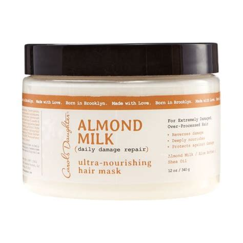 ultra glaze for hair carol s daughter almond milk ultra nourishing hair mask