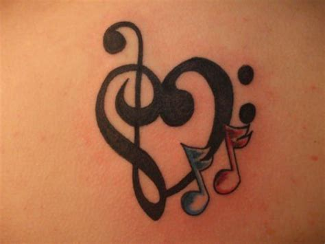 tattooed heart notes 40 best images about body art on pinterest faith tattoos