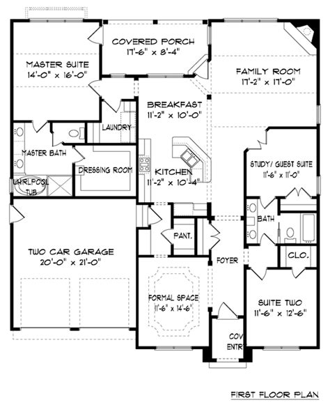 tudor house floor plans bungalow craftsman tudor house plan 53832 tudor house tudor and bungalow