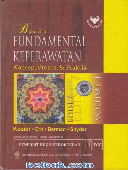 Buku Ajar Kesehatan Reproduksi buku ajar fundamental keperawatan konsep proses praktik volume 1 2 edisi 7 kozier