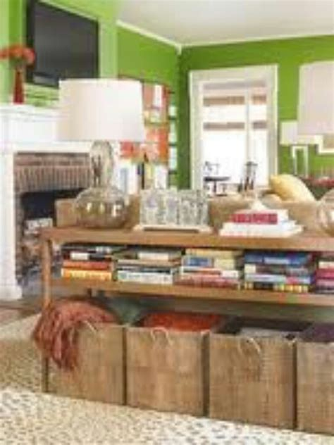 organizing living room organized living room living room ideas pinterest