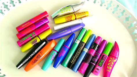 Mascara Maybelline Yang Paling Bagus drugstore mascara reviews