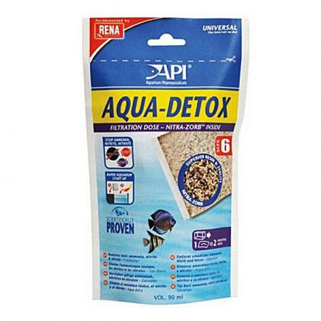 Detox Shoo Review by Api Aqua Detox Swell Uk Ltd