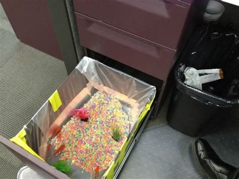 Office Prank Ideas Desk 19 Meanest Pranks Played That Prove