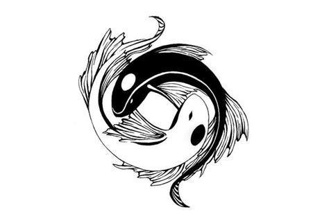 ying yang in koi fish style dejavu tattoo studio ying yang tattoo from koi similar to what i have in mind