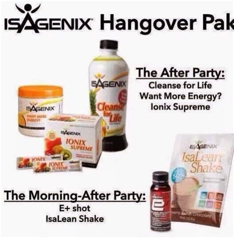 Hangover Detox Day by 1000 Images About Isagenix Health Wealth On