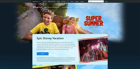 disney channel super summer sweepstakes disney com supersummersweeps - Disney Channel Summer Sweepstakes