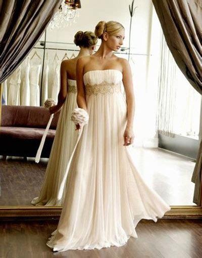 Wedding Dresses Empire Waist by Empire Waist Wedding Dresses Wedwebtalks