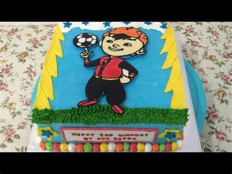cara membuat kue ulang tahun spiderman cara membuat kue ulang tahu cartoon frozen videolike