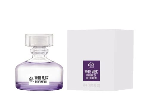 white musk perfume fragrance the shop