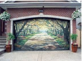garage door painting designs www imgarcade com online image arcade