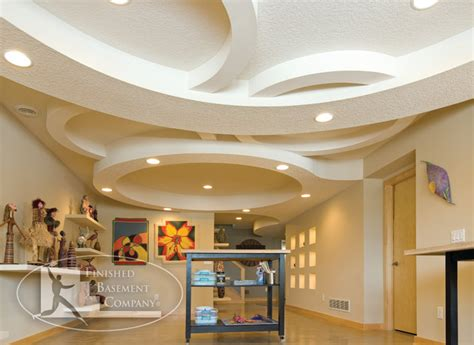 finished basement ceiling ideas finished basement ceiling home improvement