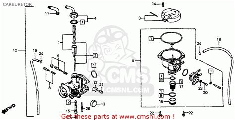 honda ct110 wiring diagram honda free engine image for