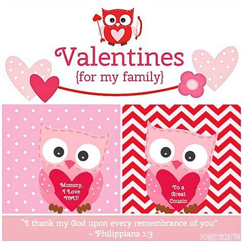 family scripture valentines