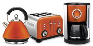 Morphy Richards Toaster Orange Retro Style Trifft Innovation Die Neuen Trends Bei Morphy