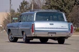 1964 Pontiac Wagon 1964 Pontiac Safari Station Wagon S173