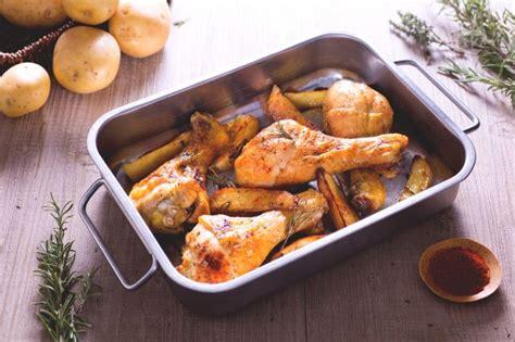 cucinare cosce di pollo al forno ricetta cosce di pollo al forno la ricetta di