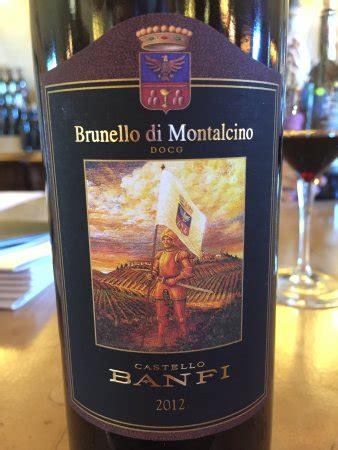 castello banfi wine estate montalcino (2018) ce qu'il