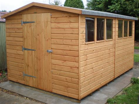 Garden Shed 12x8 by Bespoke Apex Shed 14 X 8 Surrey Shed Manufacturer