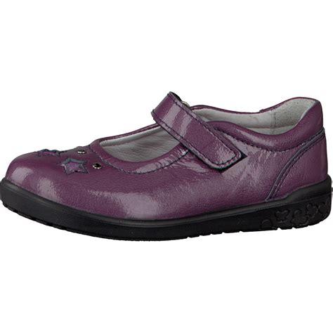 ricosta shoes ricosta lyla purple patent shoes wanderers