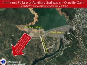 dam inundation maps california mike smith enterprises dam failure crisis in california