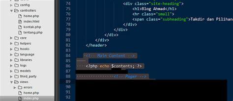 membuat website dengan codeigniter membuat website dengan codeigniter membuat file librari
