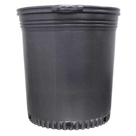 blow molded nursery pot 15 gallon