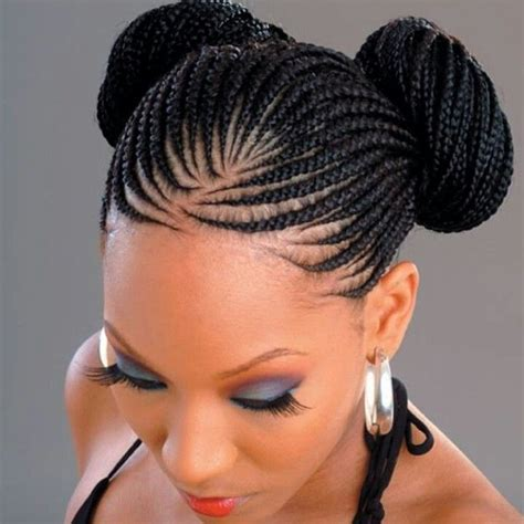 Weaving Hair Styles In Nigeria by Braids Nigeria Hairstyle 2013