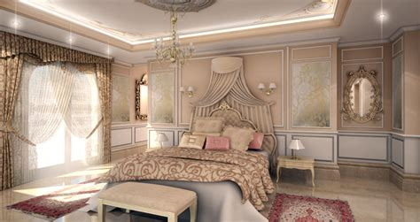 clasic bedroom cgarchitect professional 3d architectural visualization user community classic bedroom