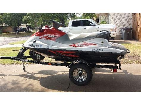 yamaha boats for sale in texas yamaha vx1100d p boats for sale in texas