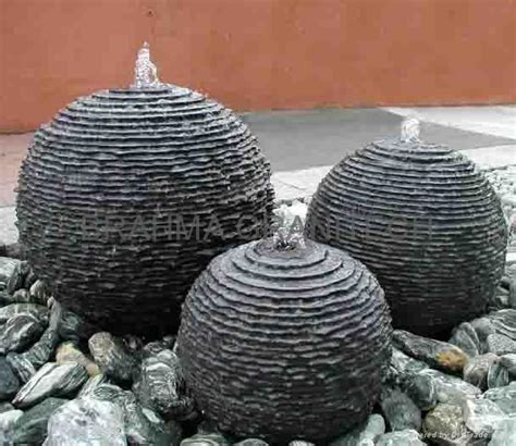 Fountain For Home Decoration by Waterfall Ball Fountain Stone Waterfalls Sphere Fountain
