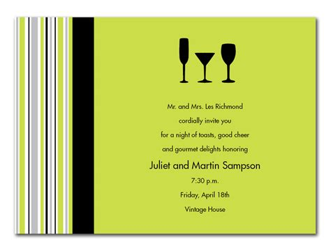 cocktail invitation wording cocktail invitation wording gangcraft net