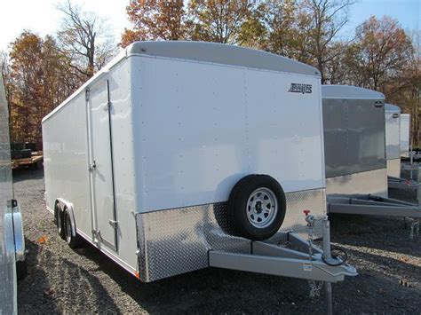 enclosed landscape trailers integrity trailers enclosed landscape cargo enclosed trailer