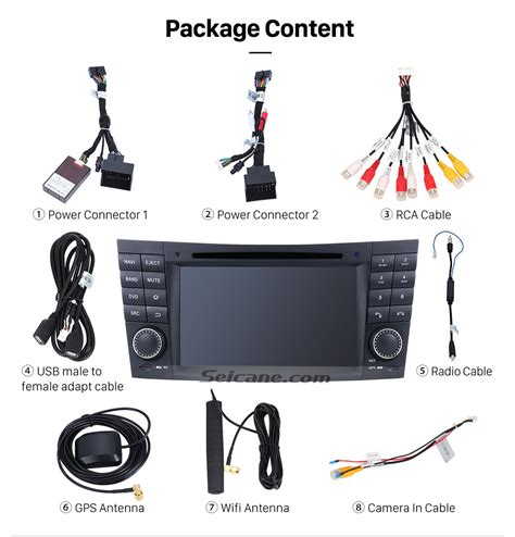 mercedes benz  class       android  gps navigation system