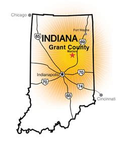map of grant county indiana maps downloads grant county visitors bureau