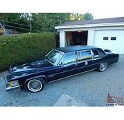 Cadillac  Fleetwood Formal Limousine