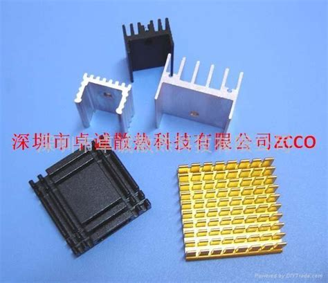 Ic Heat Sink Zcc0 Ae 102964 Zcco China Manufacturer